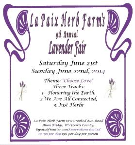 Lavender Fair brochure for website best