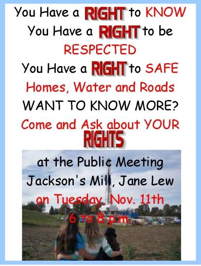 Fracking Poster for Nov. 11th mtg.